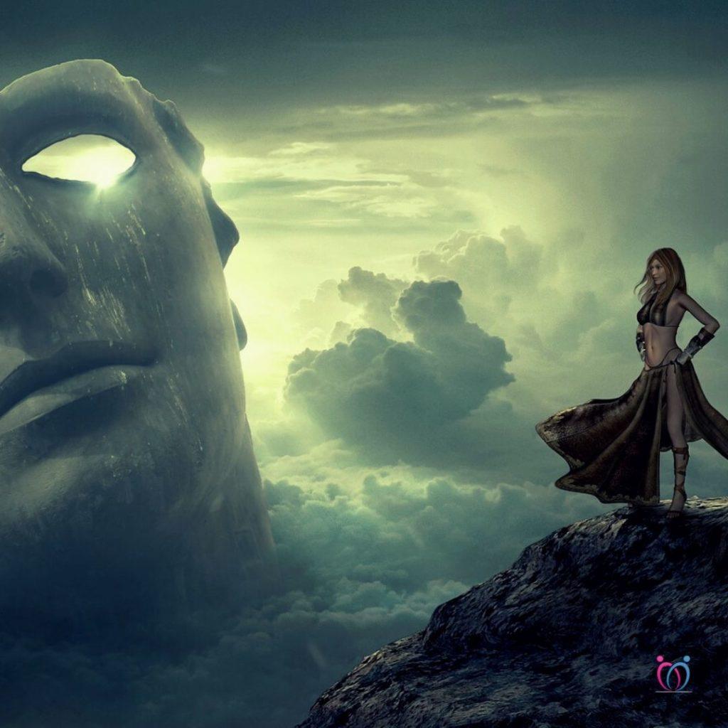 Kläre die Ursachen, kläre deine Schatten, befasse dich mit deiner Biographie. Wer bist du denn in Wahrheit?